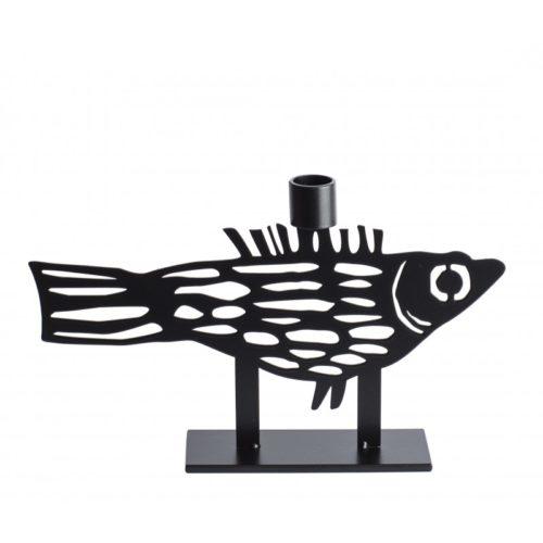 Fiskakertastjaki stór